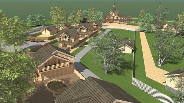 В Железноводске построят курортную деревню с казачьим подворьем