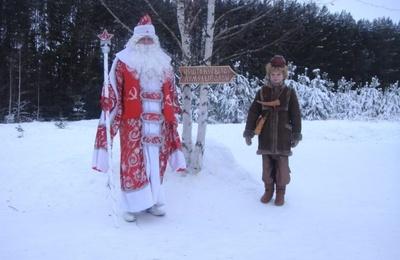 Стартовал конкурс на лучшую открытку для марийского Деда Мороза
