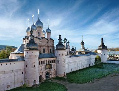 Ярославский губернатор предложил отмечать День Золотого кольца