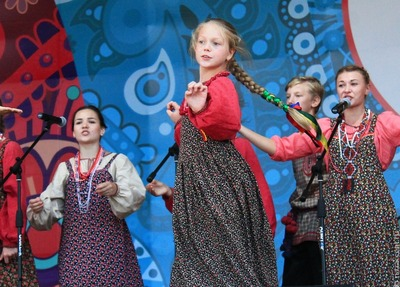 Детский фестиваль национальных культур в Москве продлится почти десять месяцев