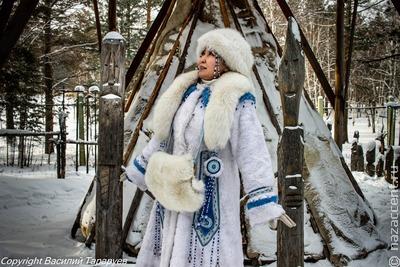 Встреча с Матушкой-Зимой в Бурятии