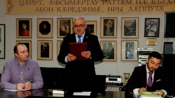 Осетины Москвы написали диктант на национальном языке