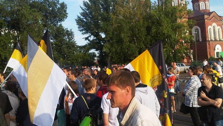 Националисты проведут всероссийскую акцию в поддержку Пугачева