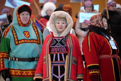 """Арктический фестиваль """"Притяжение Таймыра"""" стартовал в Дудинке"""