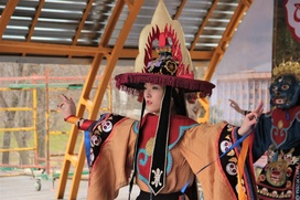 Калмыцкий праздник весны Цаган Сар встретят в Москве