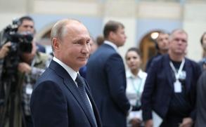 Путин подписал закон о связанной с коренными малочисленными народами терминологии
