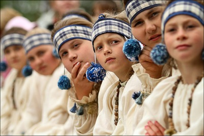 """В Ленобласти прошёл праздник вепсской культуры """"Древо жизни"""""""