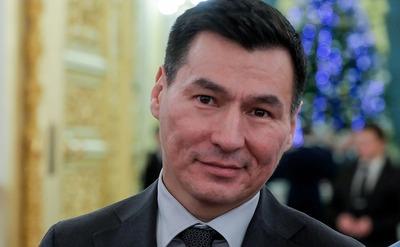 Глава Калмыкии попал в больницу с коронавирусом