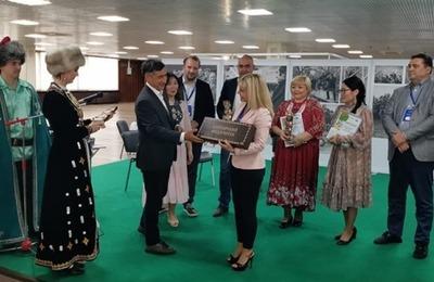 Пять лучших этнических изданий России наградили в Сочи