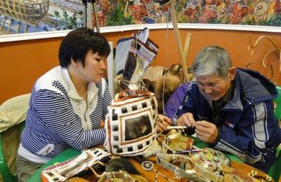 В Петропавловске-Камчатском открывается выставка искусства коренных жителей полуострова