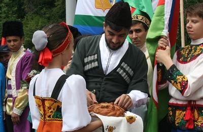 День России на народный лад
