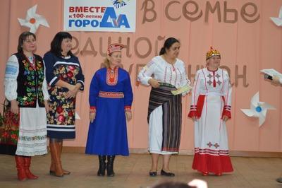 """В Мурманске провели фестиваль """"В семье единой мурманчан"""""""