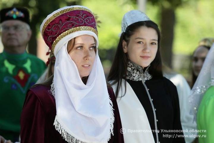 Более двух тысяч человек отметили День дружбы народов в Ульяновске