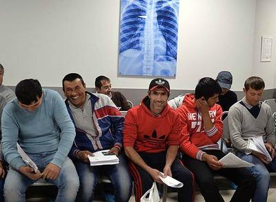 В Госдуму внесли законопроект о наделении регионов правом определять квоты на мигрантов