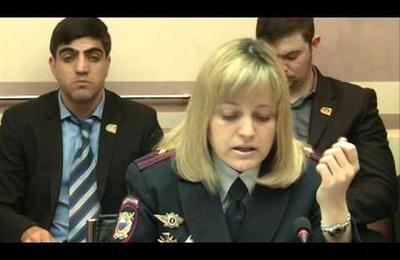 Ижевск - круглый стол по противодействию вербовке в ИГИЛ