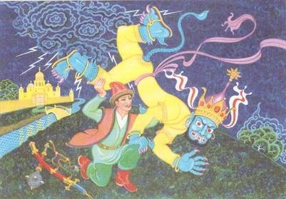 В Уфе открыли Центр башкирских народных сказителей