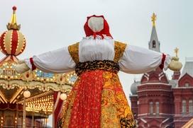 Как в Москве весну встречали