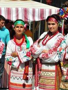 Приветствия и прощания на украинском