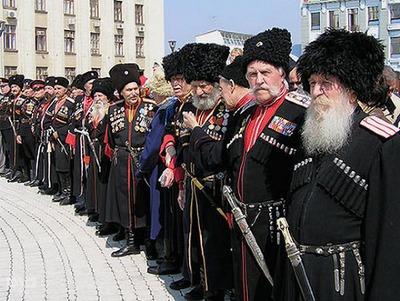 Полиция выступила против идеи губернатора Ткачева вооружать казаков травматическим оружием