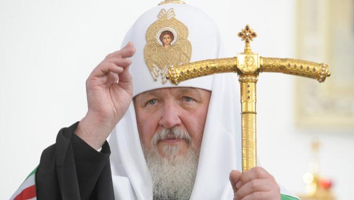 Глава РПЦ назвал национальной идеей русского народа святость