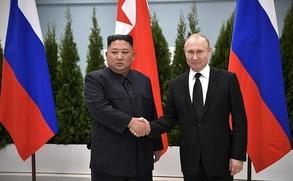 Владимир Путин и Ким Чен Ын обменялись национальным холодным оружием