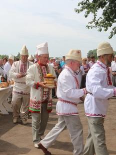Марийцы почтили память национальных героев в Кировской области