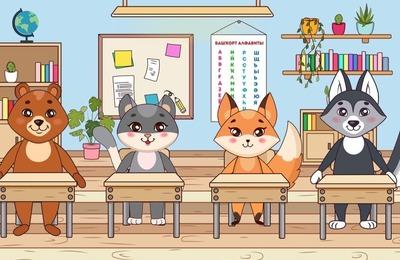 Серию развивающих мультфильмов для детей на башкирском языке создали в Уфе