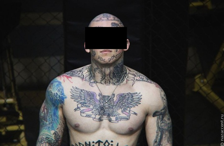 Жителя Тулы будут судить за призывы к экстремизму и нацистские татуировки
