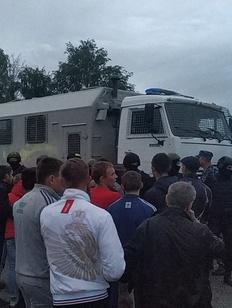 """""""Ассоциация цыган"""": Выехавшие из Чемодановки цыганские семьи скоро вернутся обратно"""