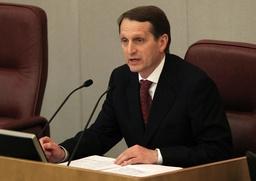 Нарышкин: Необходимо воссоздать школу перевода литературы с языков народов РФ