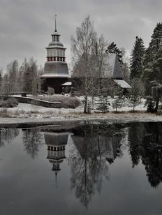 Деревянное зодчество Севера представят на форуме в Сыктывкаре