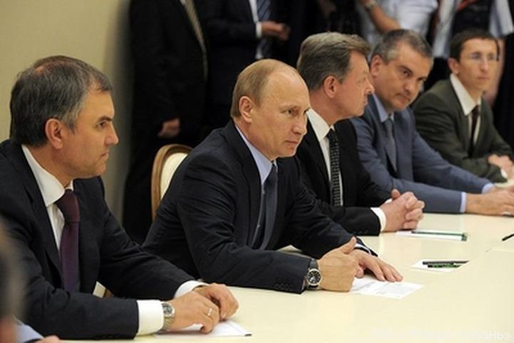 Путин назвал русских самым большим репрессированным народом