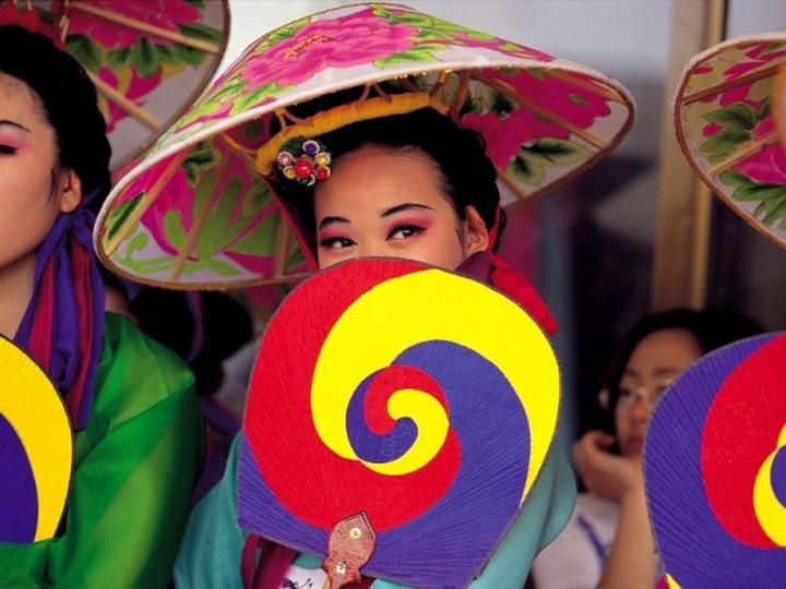 В Томске устроили День корейской культуры