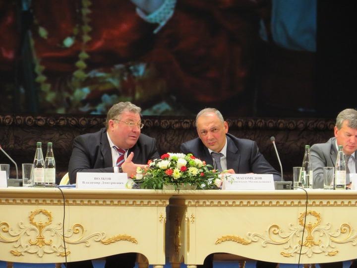 Магомедов похвалил Мордовию за стабильные межнациональные отношения