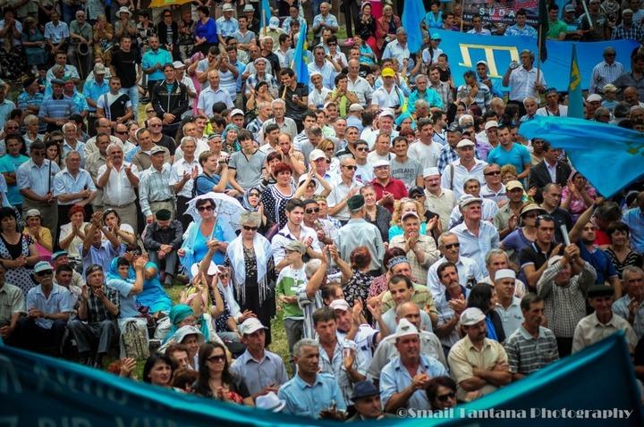 Управделами президента исследует статус крымских татар на полуострове
