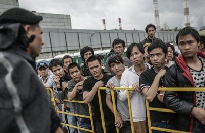Глава ФМС: Приток трудовых мигрантов в Россию стабилизировался