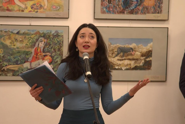 Межнациональный фестиваль юных поэтов прошел в Москве