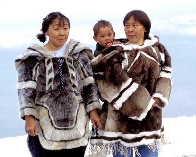 Эскимосы четырех стран приняли декларацию по развитию народа