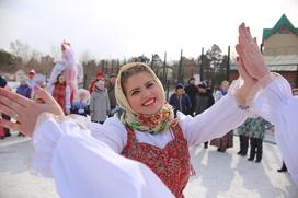 """В Ярославле выбрали """"Сударыню Масленицу-2017"""""""