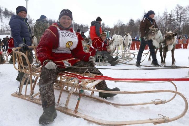 Победитель гонки на оленьих упряжках на Камчатке получил 200 тысяч рублей
