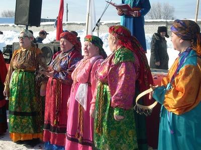 В Мурманской области прошли дни коми-ижемской культуры