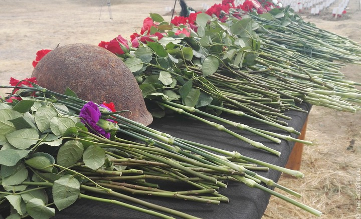 В Ростовской области найдено более 30 устроенных фашистами расстрельных ям