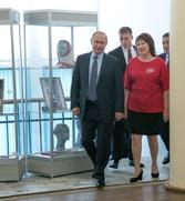 Путин поздравил национальный музей Марий Эл с вековым юбилеем