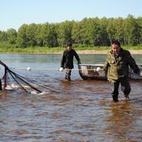 Коренные народы Сахалина потребовали на пикете соблюдать их права на рыболовство