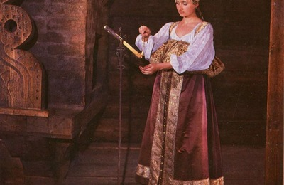 В Костроме пройдет выставка приданого крестьянских невест