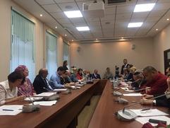 Планы Ассамблеи народов России обсудили на расширенном заседании президиума