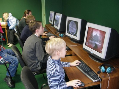 В Югре создадут компьютерные игры о жизни коренных народов