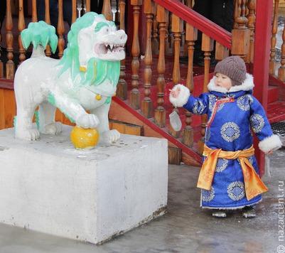 Иркутские ламы провели старинный тантрический обряд впервые за 123 года