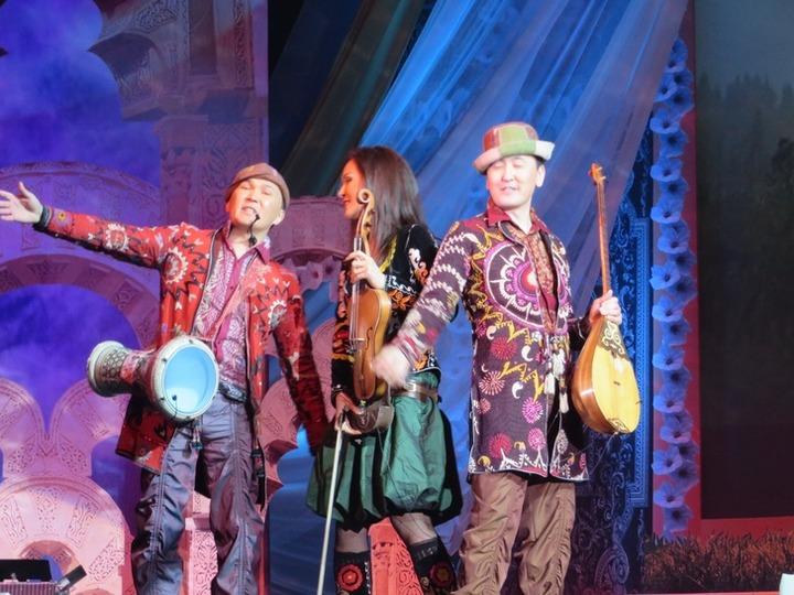 Навруз в Лужниках посетили более 10 тысяч гостей