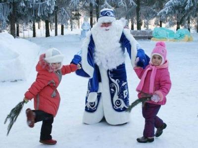 Татары отстоят права на национального Деда Мороза